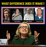 Hillary Clinton senate hearing Jan 23, 2013 - What Difference Does It Make!?