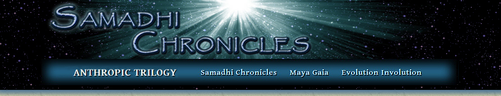 Book 1 - Samadhi Chronicles Introduction: transcendent insight to scientific, metaphysical and dual/nondual reality