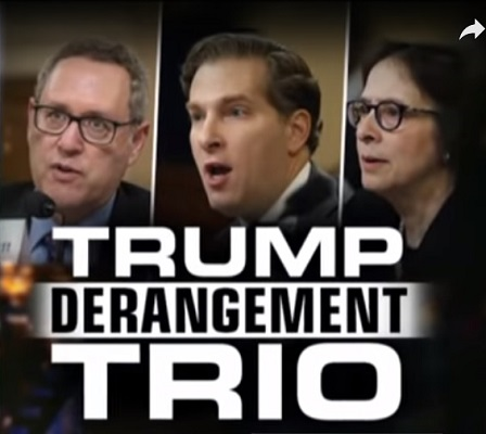 3 impeachment scholars with TDS