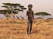 Turkana Boy, Homo erectus, Rift Valley, Africa, 1.5 Mya