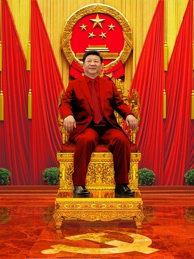 Xi Jinping China emperor for life - then the World